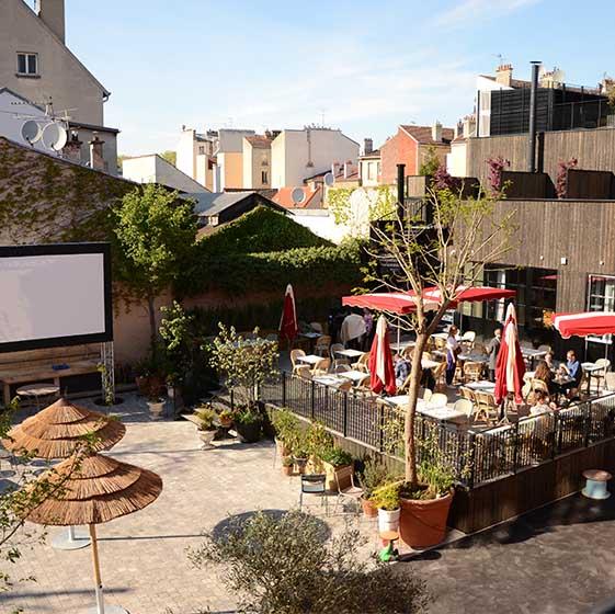 MOB Hotel - Cinéma