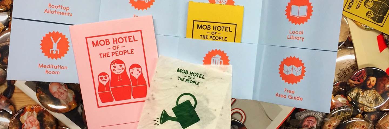 MOB Hotel : Espace Presse
