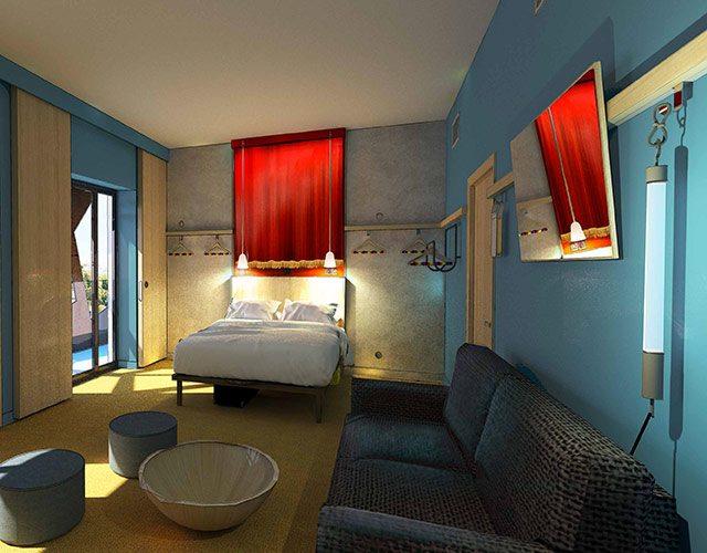 Mob hotel lyon boutique h tel design avec starck for Boutique hotel lyon
